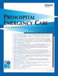 Prehospital Emergency Care COVER