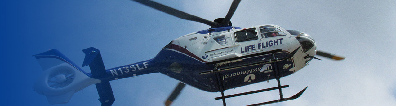 Lifeflight in air